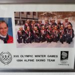 USA - Alpine Skiing Team - Olympic winter games - Lillehammer 1994
